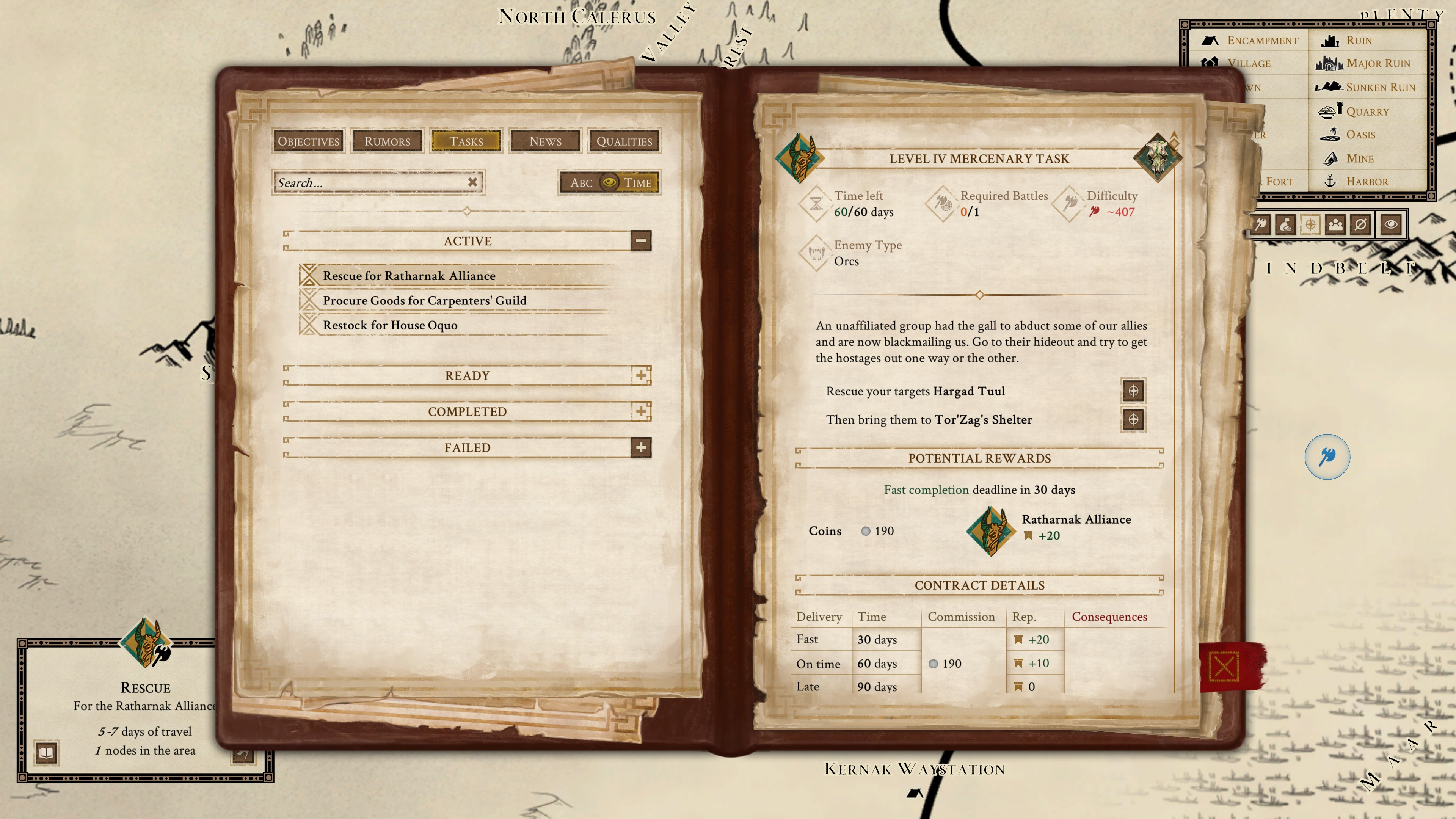 rescue | RPG Jeuxvidéo